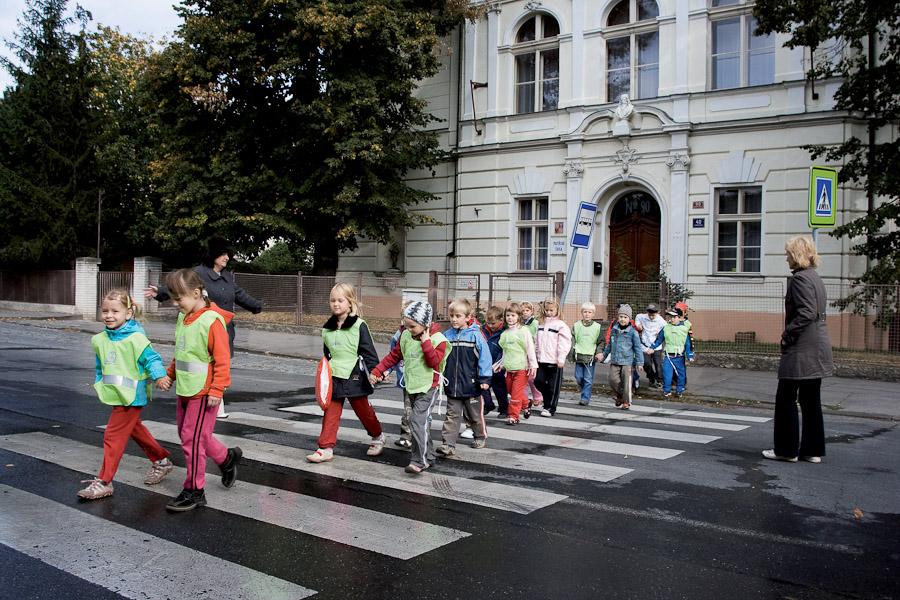 [PRŮZKUM] Děti v dopravě
