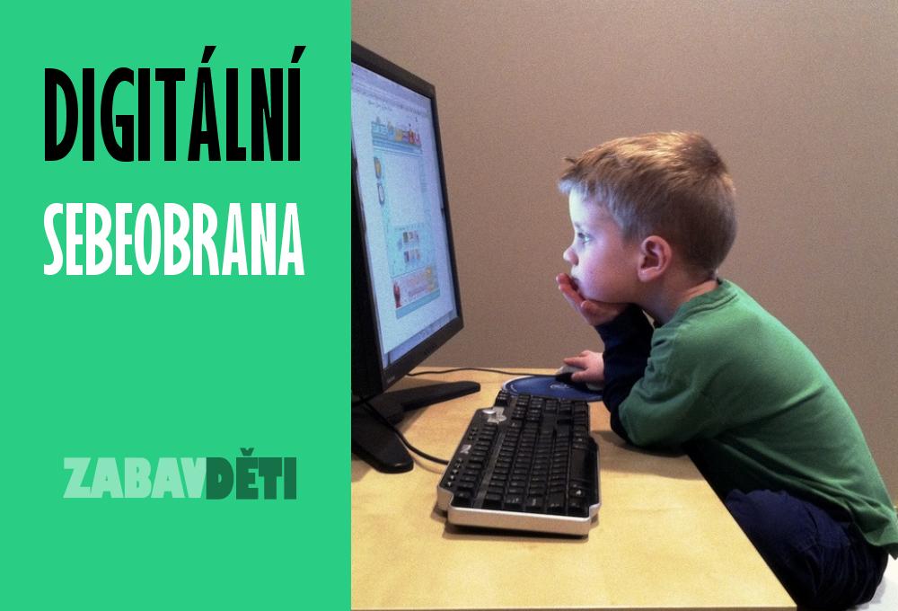 Jak nejlépe chránit děti před nástrahami internetu?