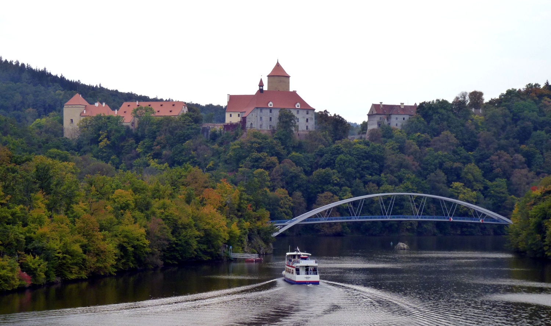Výlety po jižní Moravě #4: Podél Brněnské přehrady