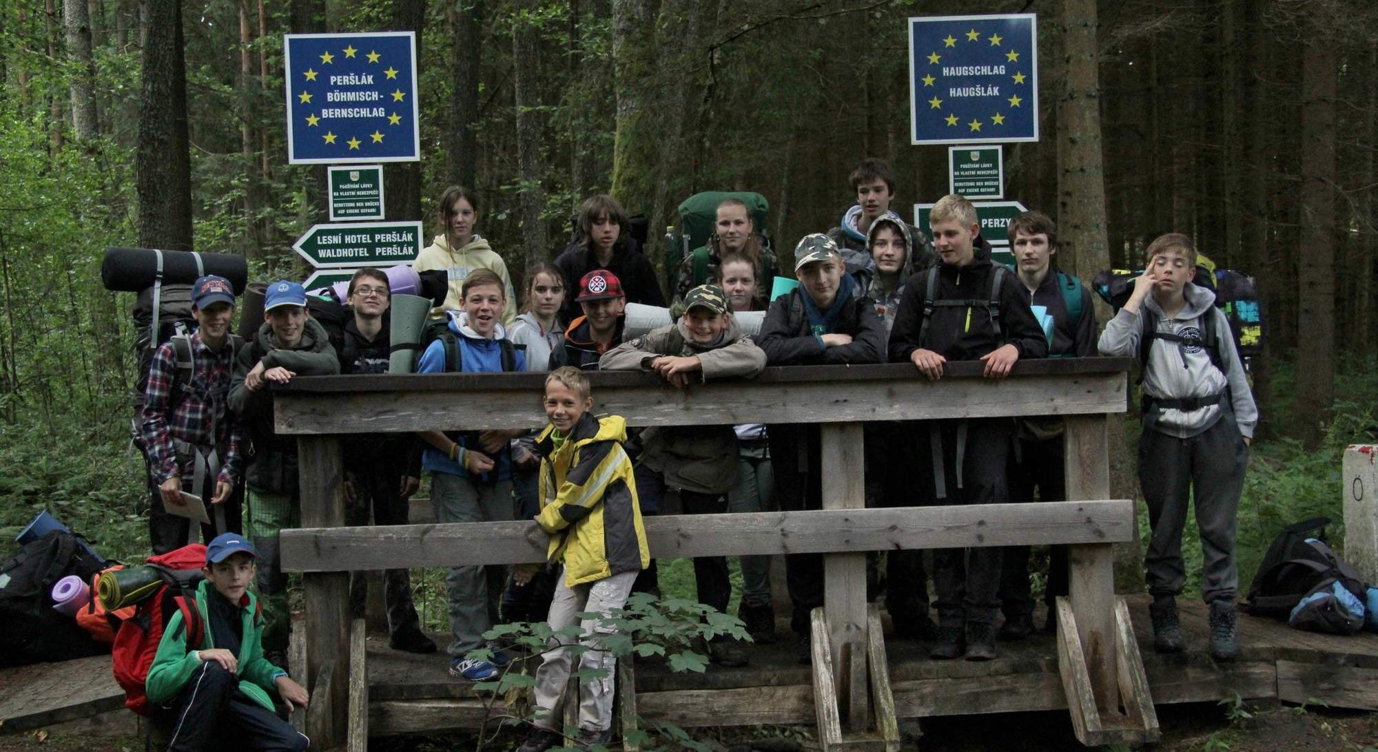 Výlety po jižních Čechách #1: Lásenice - Rakousko