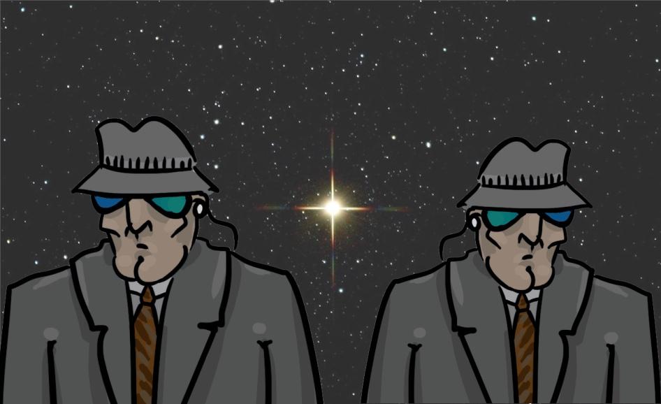 Hvězda a bodyguard
