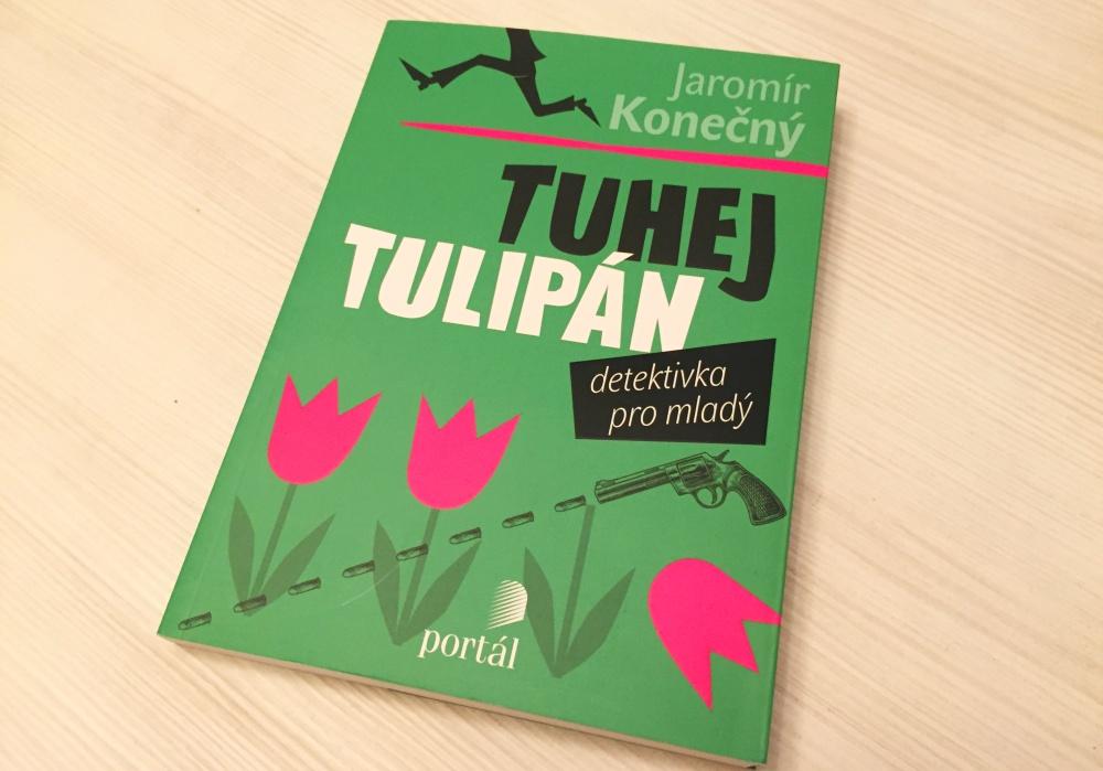 Tuhej tulipán - detektivka pro mladý