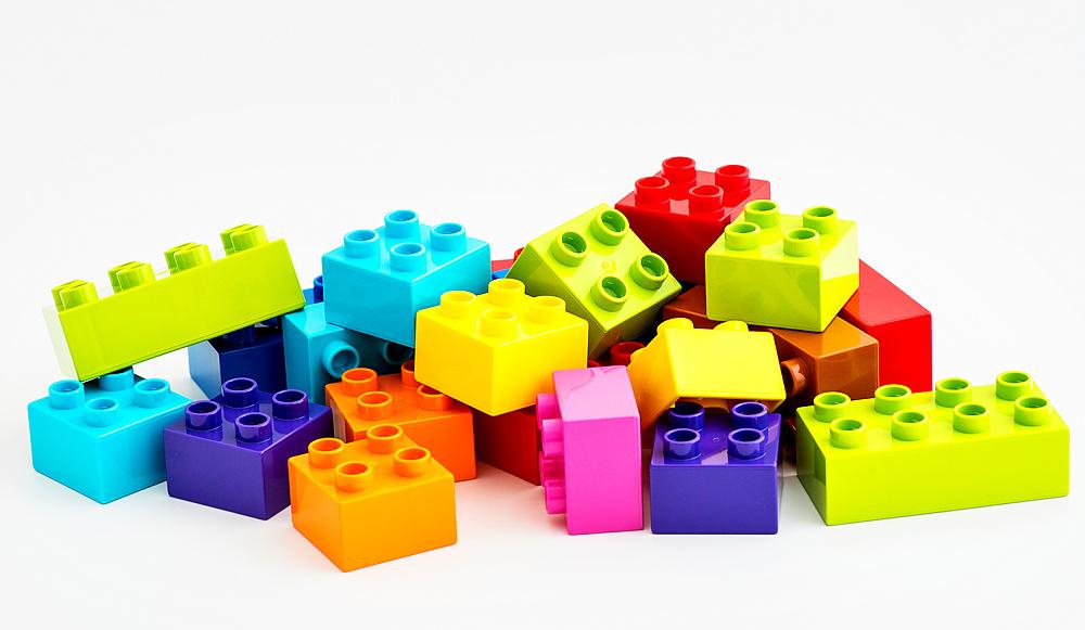 Tvořivá hra s Lego Duplem!