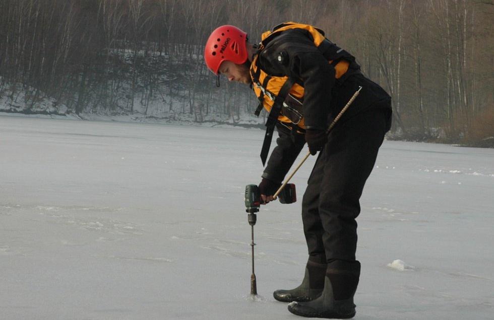 Pozor na tenký led!
