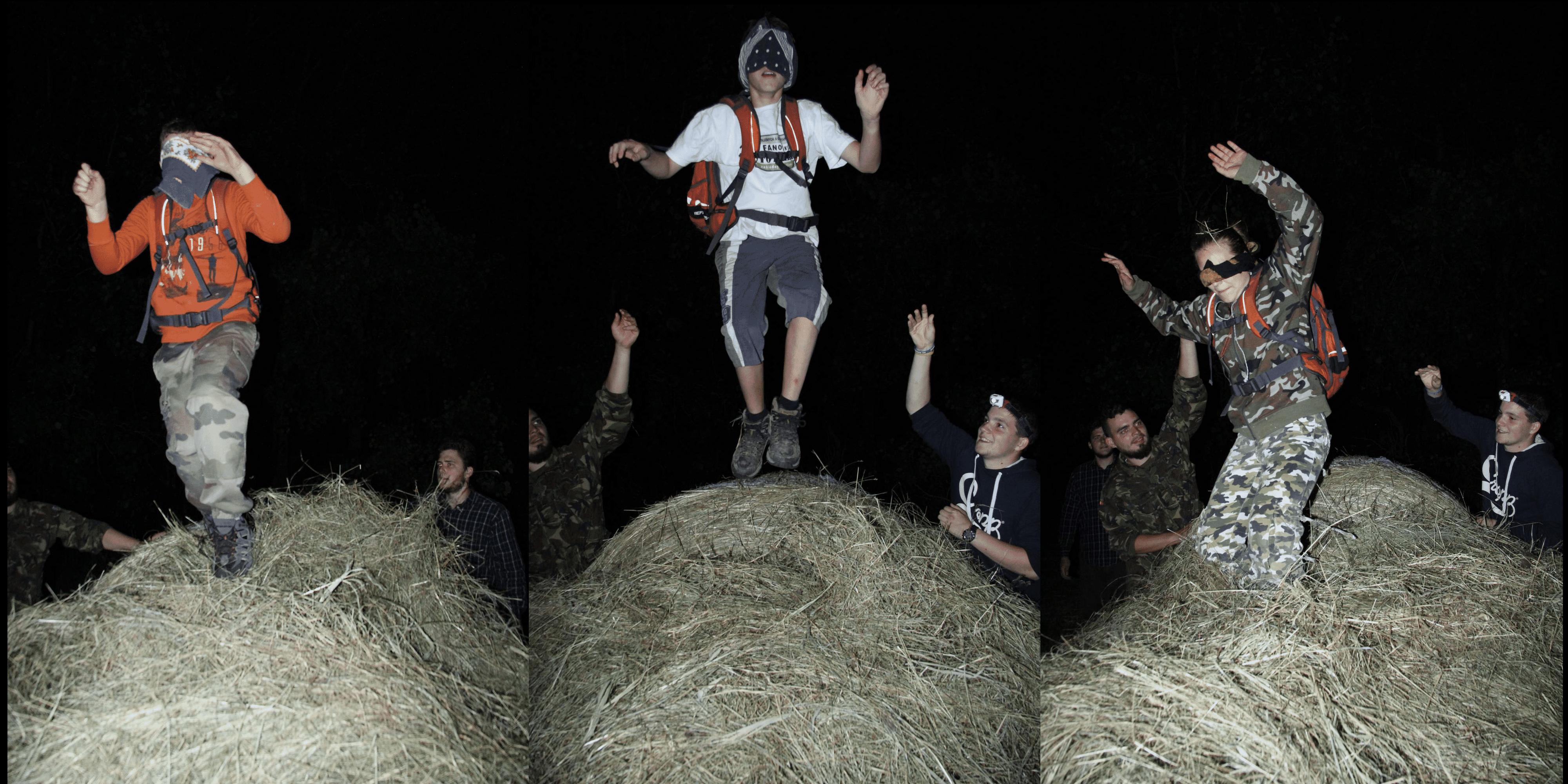 Adrenalinový zážitek pro starší - seskok s padákem!