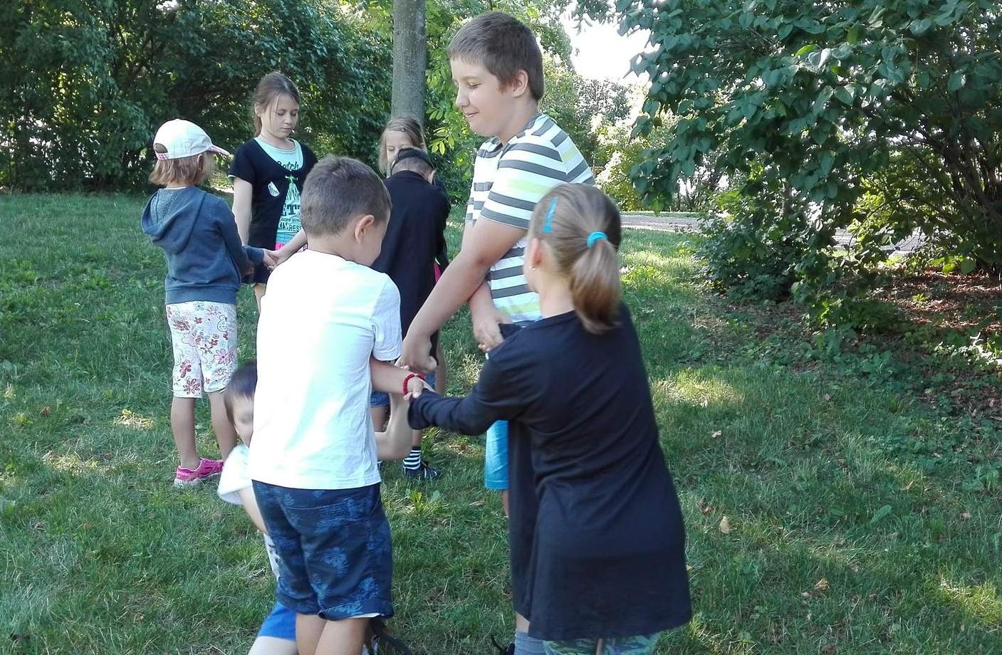 Teambuilding #3: Zasukovaná smyčka