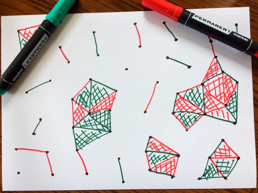 Trojúhelníky - vylepšené piškvorky