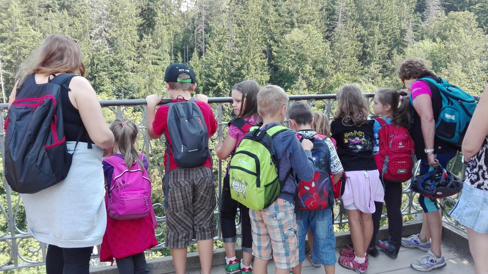 Výlety po jižní Moravě #2: Zastávka na Macoše